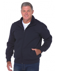 Cougars Full Zip Sherpa Lined Navy Jacket   Cougars   Fleece   Lowes
