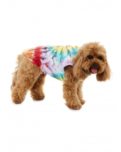 Lowes Dog Swirl Tie Dye T-Shirt