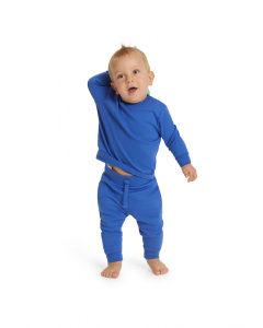 Lowes Baby Vibrant Blue Trackpants