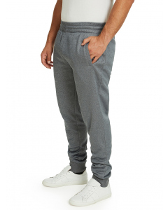Lowes Grey Knitted Fleece Skinny Trackpants