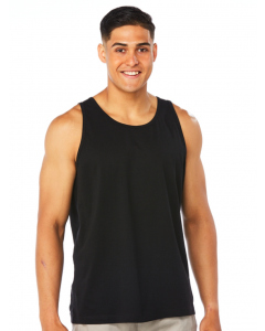 Lowes Black Basic Cotton Tank Top