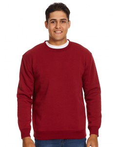 Lowes Crew Neck Shiraz Red Sloppy Joe