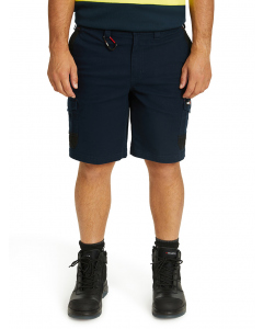 Traders 308 Navy Comfort Stretch Shorts