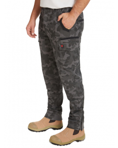 Traders 308 Camouflage Stretch Work Pants