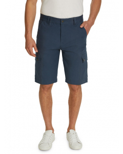 Traders Blue Cargo Stretch Shorts