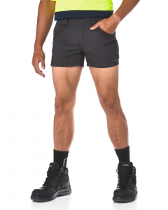 King Gee Charcoal Utility Short Leg Shorts