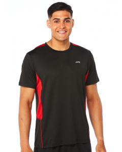 Cougars Black & Red Quik Dry Training T-Shirt