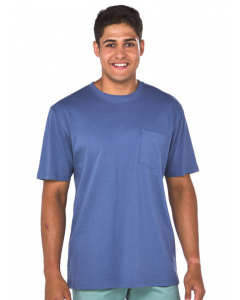 Lowes Airforce Blue Basic Crew Neck T-Shirt