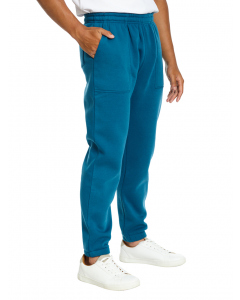 Lowes Teal Knitted Fleece Trackpants | Lowes | Track Pants | Lowes