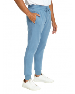 Lowes Slate Blue Fleece Skinny Trackpants