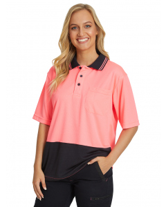 Lowes Hi-Vis Unisex Polo Top | Lowes | Tops | Lowes