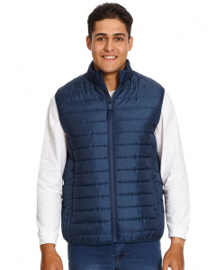 Lowes Navy Puffer Vest