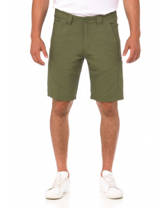Anglers Edge Olive Fishing Shorts