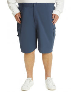 Anglers Edge Navy Outerwear Shorts
