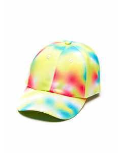 Cougars Multi Colour Tie Dye Baseball Cap