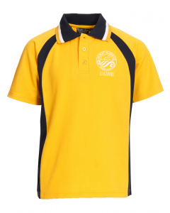 SS Gold Sport Polo - Dune | Beare & Ley | Tops | Lowes