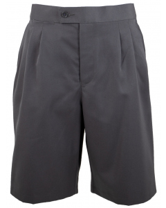 Grey Elastic Back Shorts Yr 7-10