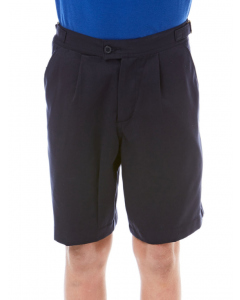 Mens Navy Tab Shorts Yr 11-12