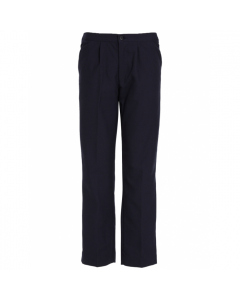 Navy Classic Trousers