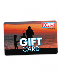 Lowes E-Gift Card - Fishing-Anglers
