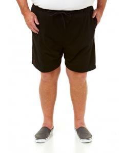 Ruggers Knit Black Shorts | Ruggers | Shorts 117cm-147cm | Lowes