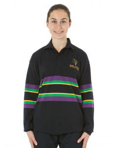 Navy Rugby Top