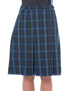 College Check Fabric & Style Skirt