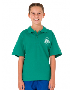 Jade Polo Top