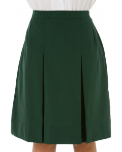 Bottle Pleated Skirt