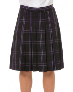 Glenroy Check Skirt