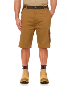 Lowes Cotton Twill Work Shorts Khaki | Lowes | Shorts | Lowes