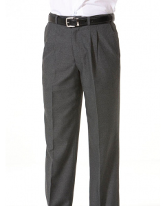Dark Grey 'PQS' Trousers