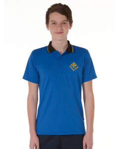 S/S Sport Polo Top