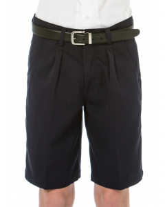 Navy College Shorts