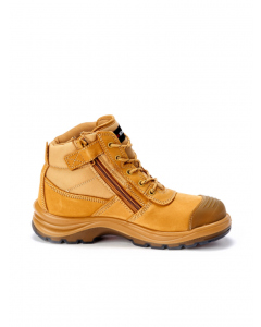 King Gee Tradie Work Boot Wheat