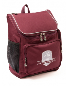 Medium Maroon Backpack