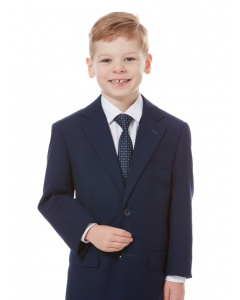 Huntley & Sons Boys Indigo Suit Jacket | Huntley & Sons | Suit Separates | Lowes