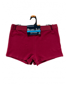 Maroon Netball Knickers- 2 Pack