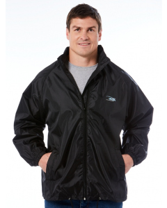 Cougars Hooded Polyester Jacket