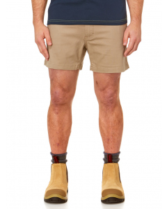 Traders 308 Stretch Short Leg Shorts Khaki | Traders | Shorts | Lowes