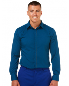 Concept Body Fit Aqua Microfibre Shirt
