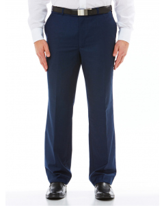 Robert Huntley Classic Suit Trouser Navy