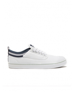 Volley Classic Canvas White Shoe