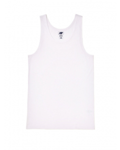 DBK White Truck Rib Athletic Singlet | DBK | Underwear & Sleepwear | Lowes
