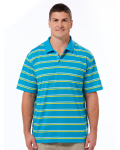 Lowes Royal Striped Polo Top