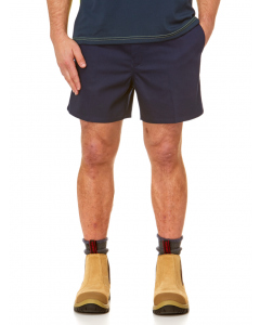 Lowes Navy Drill Tab Shorts | Lowes | Shorts | Lowes
