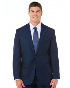 Perizzi Slim Fit Ink Suit Jacket