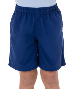 Royal Microfibre Shorts