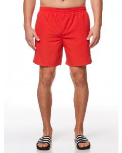 Zoggs Red Penrith Swim Shorts