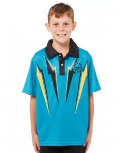 Jade/Gold/Black/ Sublimated SS Polo